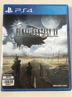 PS4 Game Final Fantasy XV