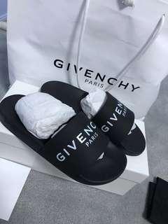 Authentic Givenchy Paris Male Sandals - size 42 / 9-9.5