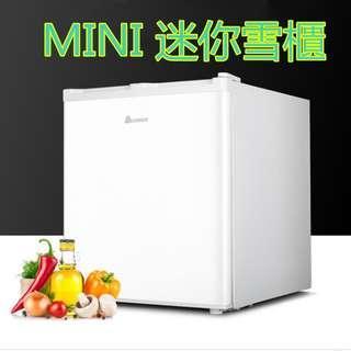 Chigo 50L 單門雪櫃 SP50 合小家庭 冰箱 $699包送貨 香港三腳 一年代理保養