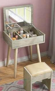 梳妝枱連凳