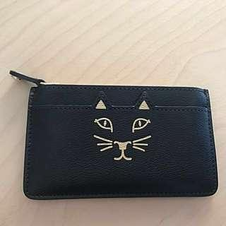 Charlotte Olympia Feline Coin Purse Cardholder