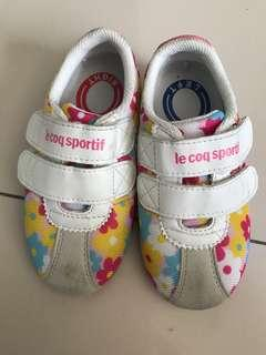 Le coq sportif shoes (US8,5)