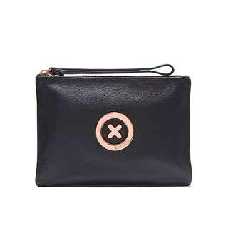 mimco supernatural pouch black BNWT