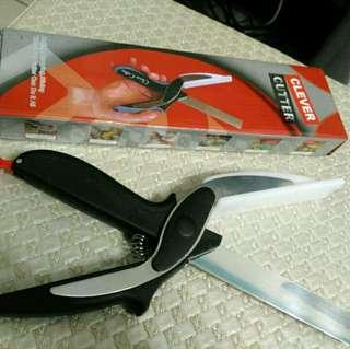 🚚 三合一鉆板+菜刀+料理剪刀