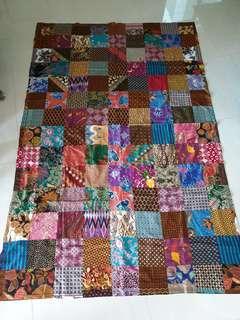 Patchwork Blanket batik