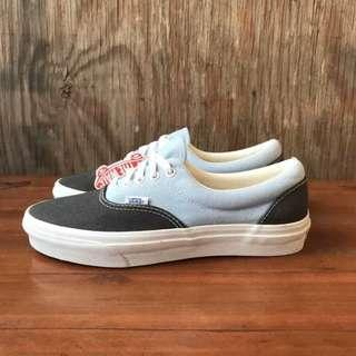 Vans Era Two Tone black Blue 100% Original Brand New