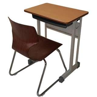 School Table with Drawer and Chair