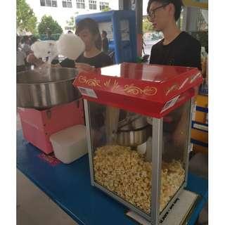Popcorn & Candy Floss Machine RENTAL