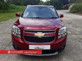 Chevrolet Orlando 1.8A