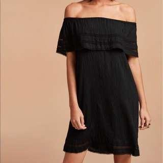 Aritzia Emmie Dress in Black Size Small