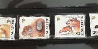Singapore stamps used (offer  3/3  - 10/3)