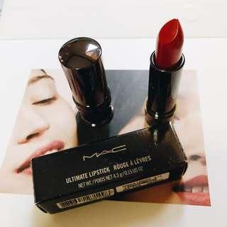 New! MAC Ultimate Lipstick Rouge À Lèvres