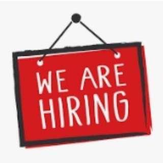 Job Vacancy - Admin & Account  & Marketing Clerk