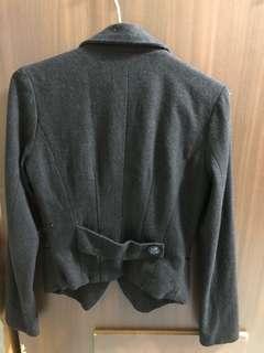 🚚 毛尼西裝外套