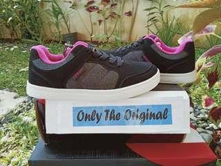 Sepatu Anak AIRWALK KACE Jr, Black. AIW18CX0613B. 100% Original