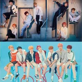 BTS Love Yourself: Answer Posters
