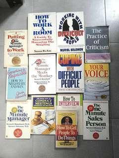 🚚 Management Books