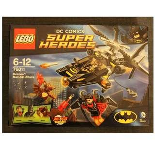 LEGO DC Comics Superheroes - 76011 Batman: Man-Bat Attack