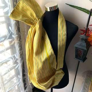 Stylish Draw-String Body Bag