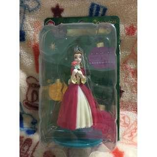 迪士尼 聖誕一番賞 聖誕 一番賞 公仔 吊飾 美女與野獸 貝兒 吊卡