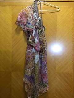 Haute Hippie 半袖裙