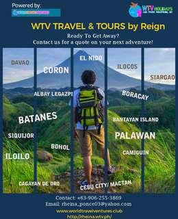 Philippines Domestic Tour Packages 2019