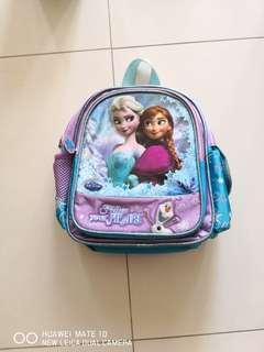 ❤️PreLoved❤️Authentic Disney FROZEN backpack