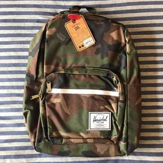 a2e6bca548d Preorder - Herschel Backpack pop quiz camo