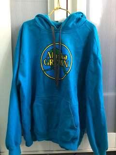 Alaska Grown oversized vintage hoodie