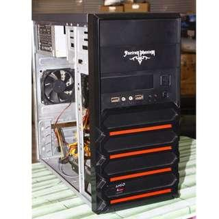 System Unit AMD X2 220 2GB 1333Mhz 500GB Seagate EMAXX AM3