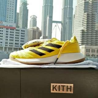 Kith x Adidas Cobra Yellow