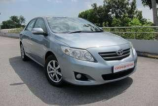 Toyota Altis For sale ! $3000 drive away ! Low monthly installment !