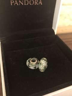 Authentic Pandora Charm Set