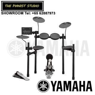 PIANO FAIR Sale 2019 - Yamaha DTX Electronic Drum DTX452K at The Pianist Studio Singapore