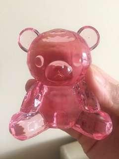 Crystal Pink Bear
