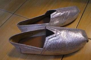 Silver Shoes by Zalora