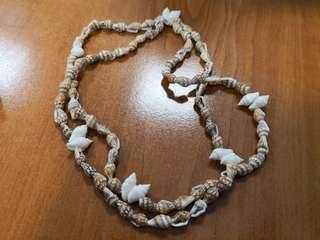 仿貝殼頸鏈