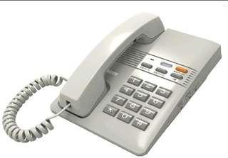 🚚 瑞通RS-802HF免持聽筒電話機(福利品)