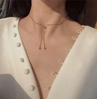 韓國頸鍊/ necklace chocker