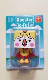 豆腐人 Rooster To-Fu 雞年限定版公仔