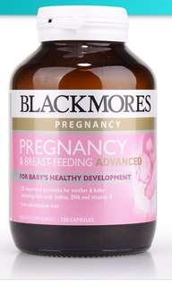 🚚 Blackmores Pregnancy & Breast-Feeding Advanced