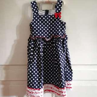 Bonnie Jean Dress Girl size 6