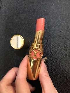 YSL Rouge Volupte Lipstick (Faubourg Peach)