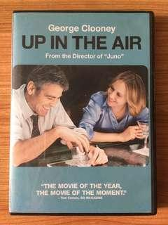Up In The Air DVD 佐治古尼 George Clooney