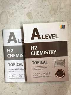 NEW A Level Chemistry TYS + Answers