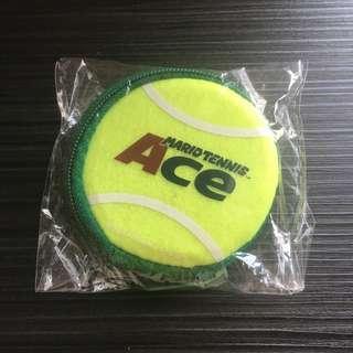 🚚 NS switch 瑪利歐網球 ACE 特典零錢包
