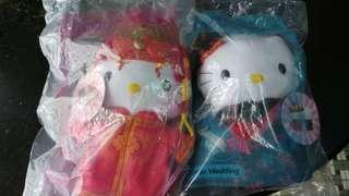 麥當勞1999年Hello Kitty京城之戀一對