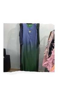 Ombre Jubah
