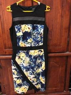 Nichii floral skort dress