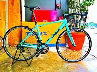 Brand new Trinx Swift 1.0 road bikes